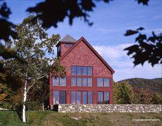 Barn Home Photo Gallery - Category: Classic Barn - Davis Frame
