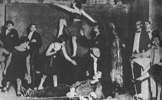 Image result for weimar republic cabaret