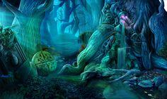 #forest #way #rocks #rock  #nature #tree #wierd #wild #art #gamedev #gameart #gamedevelopmentart #gaming #game #madheadgames #creepy #dark