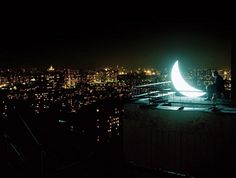 How awesome would it be to have your own personal moon?