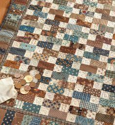 Free Civil-War Quilt Pattern | ... Patterns, DVDs :: Patchwork :: Civil War Legacies - Quilt Patterns for