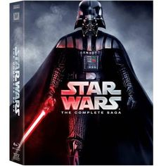 Shop Star Wars: The Complete Saga (Blu-ray) (Widescreen) - (Instant Savings)