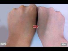 مقشر سحري لتفتيح الايد قناة بنوتة صعيدية بالاشتراك مع قناة Scrub magical hands - YouTube
