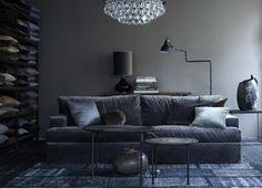 Kolla soffan. Rejäl, skön, snygg. The Store | Rue Verte