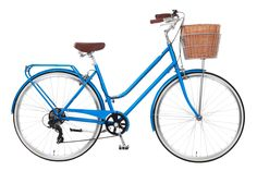 The Duchess has been leading the way in heritage style, comfortable bikes for several years now. This new version has been upgraded to include a colour coded rear carrier, and double basket. Why do I need two baskets I hear you say? When you stop off at your local shop and want to remove your