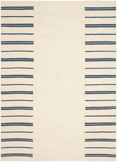 Ralph Lauren at Safavieh, RLR2871E Sagaponeck Stripe Patch