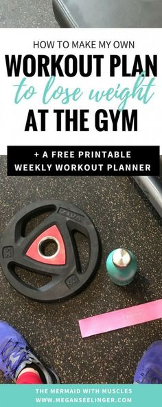 You want to start going to the gym or have already started but feel like your still thinking What should I do at the gym? I need a workout plan. I have created a weekly workout planner that will show you exactly how to make your own workout plan to lose Gym Workout Plan For Women, Workout Programs For Women, Weekly Workout Plans, Gym Plan For Women, Woman Workout, Fitness Planner, Workout Planner, Gym Planner, Slim Fast