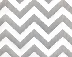 Premier Prints Zig Zag Twill Storm Grey Fabric - Grey and White Chevron Fabric - Fabric by the 1/2 yard - Ships Same Day on Etsy, R$11,64