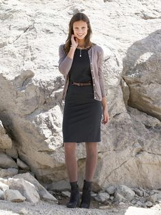 """""""Leander"""" #Kleid by Brigitte von Boch #bevonboch"""