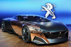 Peugeot Onyx - Getty Images
