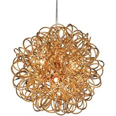 Stella Pendant Light 45cm
