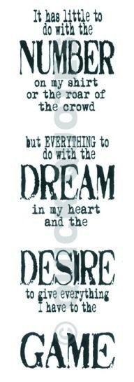 Love this saying!!