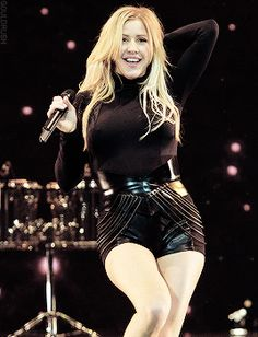 Ellie Goulding performing @ The 02 Arena - March 24th, 2016