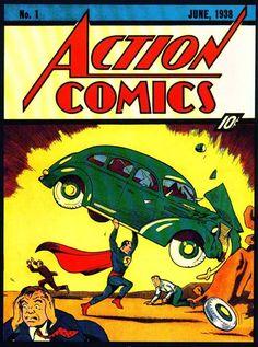 SABIAS QUE ??? EL Action Comics n.º 1 ES EL CÓMIC MAS CARO DEL MUNDO EL ULTIMO EJEMPLAR QUE SE SUBASTO ALCANZÓ EL BARATO PRECIO DE 3.207.852 MILLONES DE DOLARES  ASI QUE CUANDO TUS PADRES TE PREGUNTEN QUE LOS COMIC SON UNA PERDIDAS DE TIEMPO YA TIENES ESTE ARGUMENTO ( ESPIA827 ) - http://ift.tt/1HQJd81