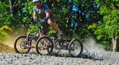 Z czym wam się kojarzy rower na kilku kołach