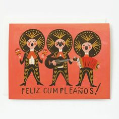 ID: 1187 Feliz Cumpleanos Description: x , Blank folded card Printed full color on cotton cardstock Individually branded and packed with Birthday Poems, Happy Birthday Quotes, Happy Birthday Greetings, Happy Birthday Cakes, Birthday Images, Happy Birthday In Spanish, Bday Cards, Happy B Day, Happy Anniversary