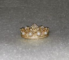 1000 images about crown rings on tiara ring