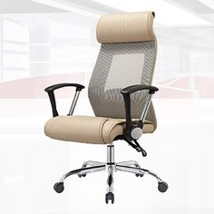 Simple Portable Reclining Office Chair Manager Boss Chair Lifting Lying Computer Chair Breathable Mesh Staff Computer Chair