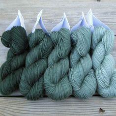 Draco - Gradient Set | Miss Babs Hand-Dyed Yarns & Fibers, Inc.