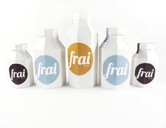 Packaging of the World: Creative Package Design Archive and Gallery: Frai (Student Work)