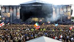 Rock festivals<3