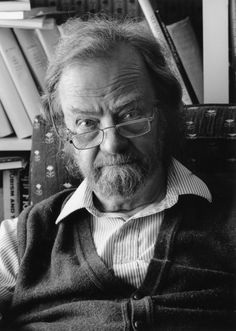 Donald Hall former US Poet Laureate