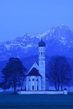 #St. Coloman, #Bavaria, Germany, photo by Ionut Iordache.