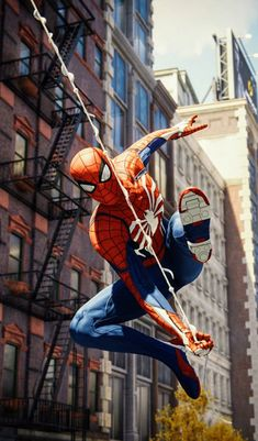 Does Spider-Man represent the future of narrative gaming? Does Spider-Man represent the future of narrative gaming? Amazing Spiderman, Spiderman Art, Marvel Dc Comics, Marvel Heroes, Marvel Avengers, Spiderman Ps4 Wallpaper, Man Wallpaper, Stan Lee, Marvel Characters