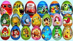 145 Surprise eggs, Маша и Медведь Kinder Surprise Mickey Mouse Disney Pixar Cars 2 - http://www.princeoftoys.visiblehorizon.org/uncategorized/145-surprise-eggs-%d0%bc%d0%b0%d1%88%d0%b0-%d0%b8-%d0%bc%d0%b5%d0%b4%d0%b2%d0%b5%d0%b4%d1%8c-kinder-surprise-mickey-mouse-disney-pixar-cars-2/
