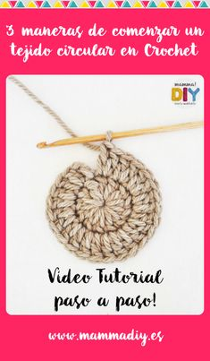 Crochet Circle Pattern, Crochet Patterns, Crochet Home Decor, Diy Crochet, Crochet Handbags, Crochet Stitches, Crochet Earrings, Mtv, Eyeliner