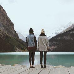 friends blonde and brunette - Google zoeken