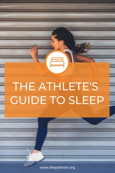 If you're an athlete, sleep is an essential component of your training. Learn about what science says about sleep as an athlete and how sleep can help you up your game and performance. Sleep Help, Good Sleep, Wellness Tips, Health And Wellness, Sleep Studies, National Sleep Foundation, What Is Science, Sleep Solutions
