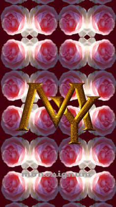 @monosignum is proudly to #present your #MY_01 #monogram as a #wallpaper for your #iPHONE #5 for #free