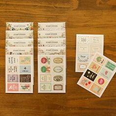 Buy 'iswas – Set of 2: Stamp Stickers' with Free International Shipping at YesStyle.com. Browse and shop for thousands of Asian fashion items from South Korea and more!