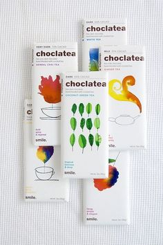 Great minimalistic Packaging