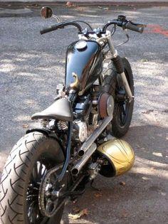 #custom #bike #motorcycle #black