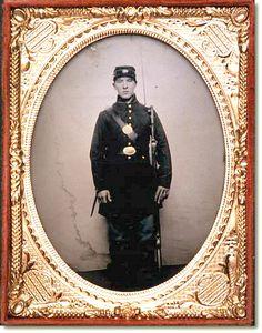 Sarah Rosetta Wakemann (alias Private Lyons Wakeman) A Female Civil WarSoldier thatFoughtDisguised as a Man