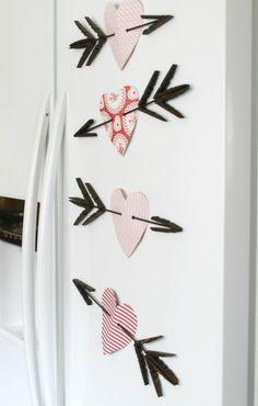 Valentine Heart Arrows