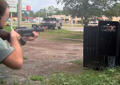 Airsoft Riot Shield Review & M79 Test