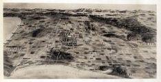 Los Angeles Oil Fields in 1922