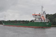 THUN GEMINI Bouwjaar 2003, imonummer 9263590, grt 4107 Eigenaar Thun Tankers B.V., Delfzijl  http://koopvaardij.blogspot.nl/2016/08/thuishaven-delfzijl_9.html
