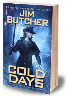 Cold Days (Harry Dresden series) by Jim Butcher