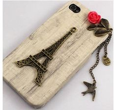 Effiel tower phone case! I must have this!!!