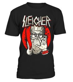 "# SLEIGHER Heavy Metal Music Santa T-Shirt .  Special Offer, not available in shops      Comes in a variety of styles and colours      Buy yours now before it is too late!      Secured payment via Visa / Mastercard / Amex / PayPal      How to place an order            Choose the model from the drop-down menu      Click on ""Buy it now""      Choose the size and the quantity      Add your delivery address and bank details      And that's it!      Tags: This Santa knows how to rock! Perfect…"