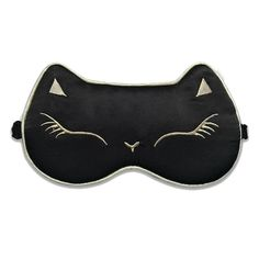 Pattern Sketch, Silk Eye Mask, Mermaid Pillow, Sew Simple, Cute Embroidery, Cat Sleeping, Sleep Mask, Mulberry Silk, Halloween Costumes
