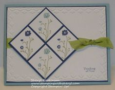 Silhouette Sentiments Gets Sketchy by 3boysstampin' - Cards and Paper Crafts at Splitcoaststampers
