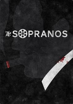 The Sopranos - Another most excellent TV show. It did give both me and my wife nightmares though...don't watch it right before bed time ;)
