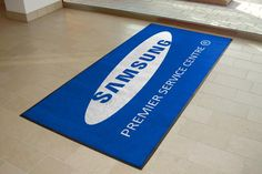Our range of Personalised Mats are manufactured to the size, shape, colour and design of your choice.  Backed and bordered using a premium non slip nitrile rubber, to ensure mats stay firmly in place at all times.