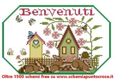 Welcome, Advent Calendar, Applique, Quilting, Holiday Decor, House Building, Crossstitch, Little Cottages, Creativity