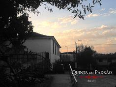 Vista Lateral da Quinta do Padrão
